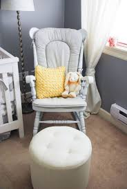 awesome furniture ikea ottoman with white rocking chair for nursery and pict style ideas