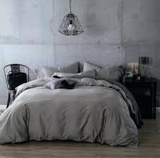 dark grey duvet cover luxury dark gray grey cotton bedding sets sheets bedspreads king queen size