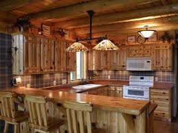 cabin furniture ideas. Stunning Cabin Kitchen Ideas Inspirational Furniture For With Small Log Knotty Pine B