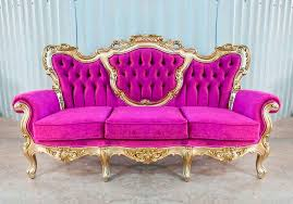 french provincial sofa 6331 w gold