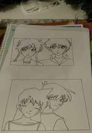 🔁☆ My Drawings ☆ - Detektiv Conan - Wattpad