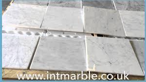 marble tile bianco carrara c italian marble tiles 12x12
