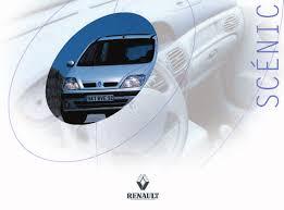 Handleiding Renault Scenic I Pagina 1 Van 198 Nederlands