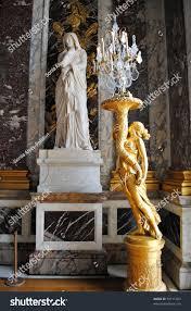 Statues Versailles Palace Stockfoto Jetzt Bearbeiten 79711363