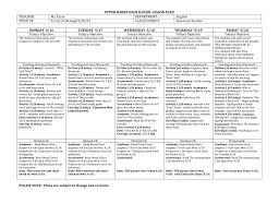 Upper Darby High School Lesson Plan Teacher Ms