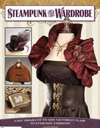 Steampunk Patterns Beauteous Steampunk Your Wardrobe AllFreeSewing