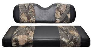 camo front seat cover