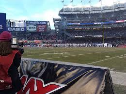Pinstripe Bowl Seating Chart Stubhub Yankee Stadium Seating