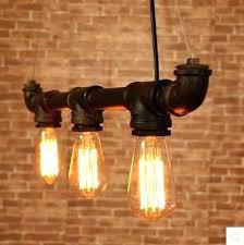 industrial lighting fixtures. Vintage Industrial Lighting Fixtures Bulb Light Retro Loft Style Pendant Lights W N