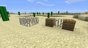 minecraft fence post recipe. Tutorial Crafting Recipe For Fence Gate Fast Castle Remake Minecraft Fences How To Make Post
