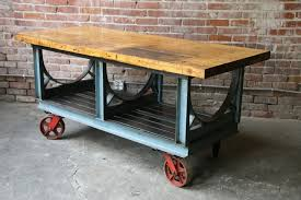 Industrial Chic Furniture Decor Ideas