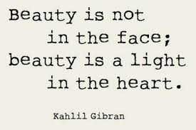 Beautiful Heart Quotes Best Of The 24 Quotes About Beauty Lovequotesmessages