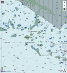Coral Sea Swain Reefs Marine Chart Au_au322151