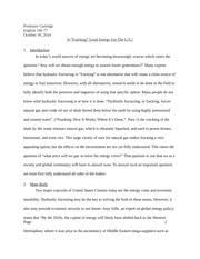 topic sentences must make an arguable claim the statement ldquo i have 6 pages english essay