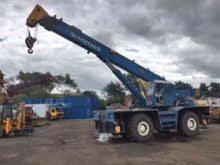 Coles 25 Ton Crane Load Chart Used Coles Mobile Cranes For Sale Coles Equipment More