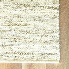 chunky jute rug neutral textured rugs but not boring west elm area wool jute rug chunky