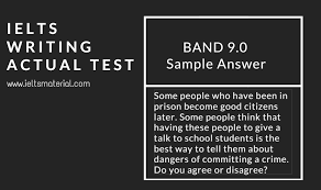 Academic Ielts Writing Task 2 Topic In August 2015 Band