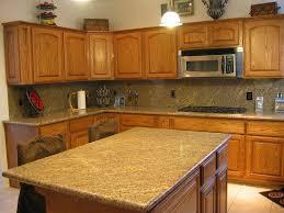 Contemporary Kitchen Granite Countertops Pictures  New Countertop - Kitchen granite countertops
