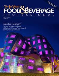 The Las Vegas Food Beverage Professional November 2018
