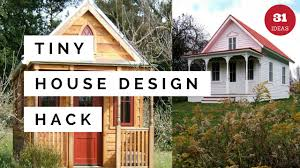 home design for small spaces. 31 tiny house design hacks living large in a small space | interior ideas - youtube home for spaces