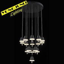 household crystal chandelier modern led pendant lights fixtures ce ul lighting d23 household