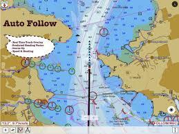 I Boating Marine Charts Gps Revenue Download