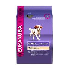 Eukanuba Puppy Food Large Breed Pets At Home Natural Lamb