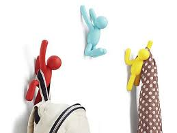 colorful coat hooks. Umbra Wall Coat Rack \u0027Buddy Hooks\u0027 (multicolor) Colorful Hooks A