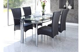 Table Round Dining Room Sets For 8 Beautiful Round Glass Dining