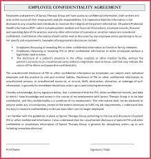 Client Confidentiality Agreement Templates Free Sample Example ...