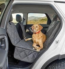 dog hammock car seat cover grip tight windowed hammock seat protector orvis uk