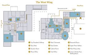 White House West Wing Floor Plan Home Plans