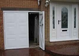 side hinged garage doorsSide Hinged Garage Doors Manchester  Side Hinged Garage Doors
