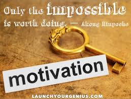 ways to make the impossible possible key to possibility