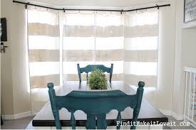 Paint Drop Cloth Curtains Diy Painted Drop Cloth Curtains Find It Make It Love It