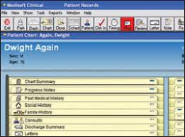 Mckesson Medical Charting The Medisoft Clinical By Mckesson Dashboard With Bright