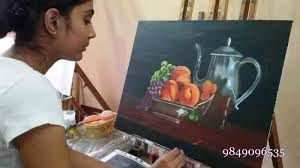 800x450 oil painting classes shantha painting institution in hyderabad india art painting classes