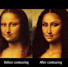 contouring for different face shapes. contouring for different face shapes