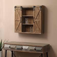 Coastal Farmhouse Hillsg 29 9 W X 27 2 H X 7 9 D Wall Mounted Bathroom Cabinet Reviews Wayfair