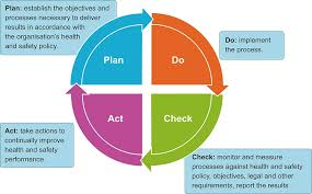Whs Organization Chart How Do I Use Plan Do Check Act To Manage Safety Well