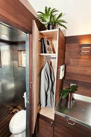 miter box tiny house closet and bath