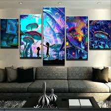5 piece wall art set 5 piece mushroom world rick and canvas wall art sets it make your day mirror wall art 5 piece set on mirror wall art 5 piece set with wall arts 5 piece wall art set 5 piece mushroom world rick and