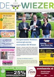 De Wiezer Week 39 By Issuu