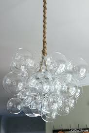 chandeliers love this bubble chandelier with jute cord its a true work of art kellyelko