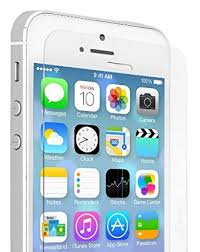 voxkin tempered glass screen protector for iphone 5s 5 5c clear amazoncom tempered glass