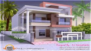 House Front Design Indian Style Youtube
