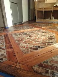 faux brick flooring vintage tile home improvement classes image result for bath bar ideas
