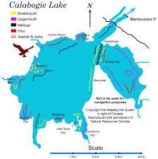 Calabogie Lake Depth Chart Fish Hawk Net View Topic Calabogie Lake