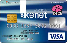 イー ケネット カード