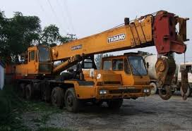 Sell Used Tadano Crane 40 Ton 40t 35t 35 Ton 30t 30t Kato